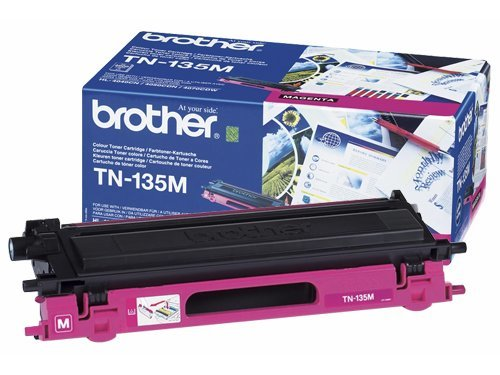 Brother TN-135M Magenta - 4000 sidor