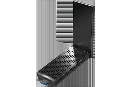 Netgear Nighthawk A7000 USB WiFi Adapter / AC1900 / USB 3.0 (Fyndvara - Klass 1)