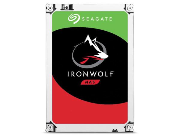 Seagate Intern hårddisk Ironwolf NAS HDD 6TB / 7200 RPM / ST6000VN0033 (Fyndvara - Refurb)