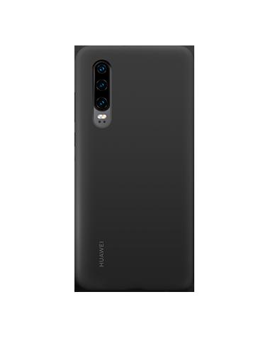 Huawei P30 / Huawei / Silicone Cover - Svart