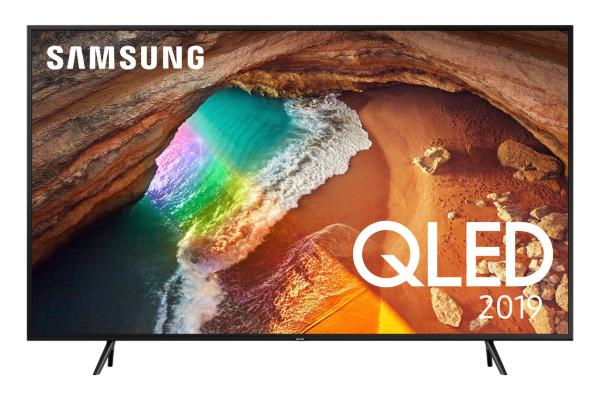"Samsung 2019 75"" Q60R 4K UHD Smart QLED TV"