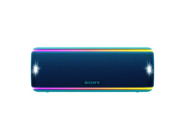 Sony SRS-XB31 Bärbar högtalare Bluetooth - Blå (Fyndvara - Klass 1)