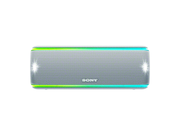 Sony SRS-XB31 Bärbar högtalare Bluetooth - Vit (Fyndvara - Klass 1)