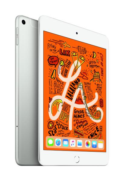 "Apple iPad Mini 5th gen. / 7.9"""" / 64GB WiFi / Cellular - Silver"