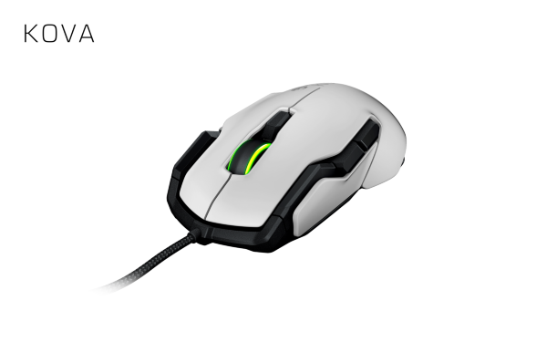 Roccat Kova AIMO Gaming Mouse - Vit