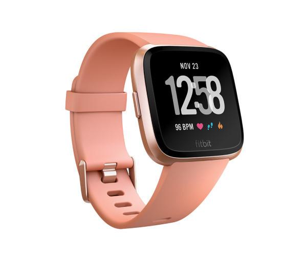 Fitbit Versa - Peach/Rose Gold (Fyndvara - Klass 1)