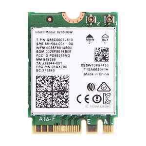 Intel Dual Band WLAN-AC 8265 M.2 (Fyndvara – Klass 1)