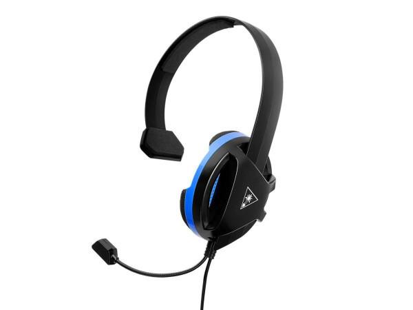 Turtle Beach Recon Chat Headset för PS4 – Svart (Fyndvara – Klass 1)