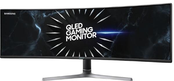 "Samsung LC49RG90SSUXEN / 49"" / VA / 5120x1440 / 120hz / 4ms / HDMI,DPx2 / VESA / Justerbar / Curved"