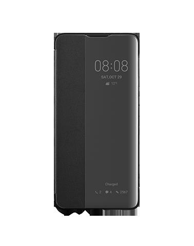 Huawei P30 Smart View Cover – Black (Fyndvara – Klass 1)