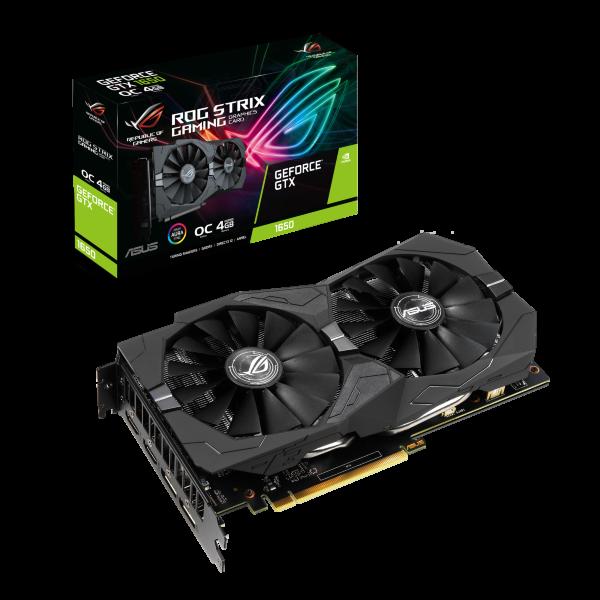 ASUS ROG Strix GeForce GTX 1650 4GB OC