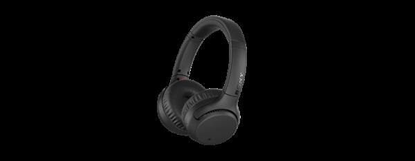 Sony WHXB700B Trådlösa hörlurar med EXTRA BASS™ – Svart