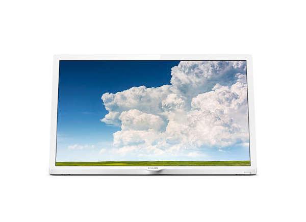 "Philips 24"" LED HD TV 24PHS4354/12"