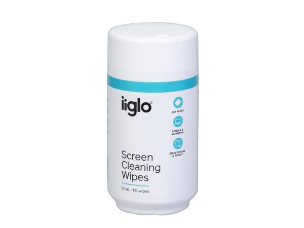 iiglo Våtservetter för Skärm och TV - 100st