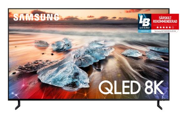 "Samsung 2019 82"" Q950R 8K UHD Smart QLED TV"