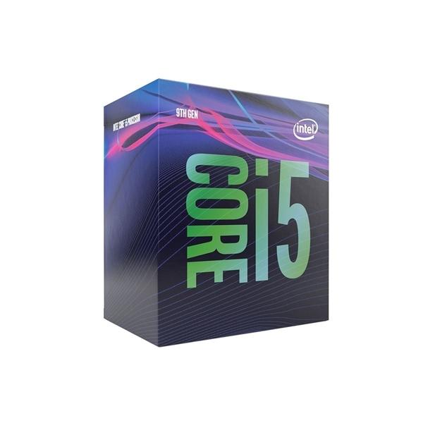 Intel Core i5-9500 - 6 kärnor / 6 trådar / 3.0 GHz (4.4 GHz Turbo) / 9MB / Socket 1151