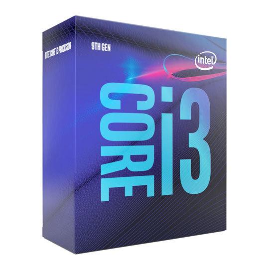 Intel Core i3-9300 - 4 kärnor / 4 trådar / 3.7 GHz (4.3 GHz Turbo) / 8MB / Socket 1151