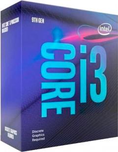 Intel Core i3-9100F - 4 kärnor / 4 trådar / 3.6 GHz (4.2 GHz Turbo) / 6MB / Socket 1151 / Utan IGP