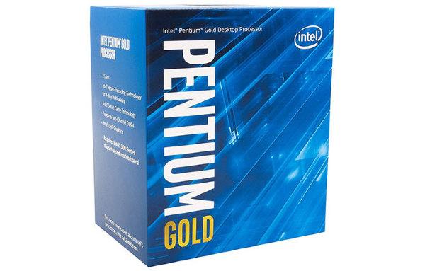 Intel Pentium Gold G5420 - 2 kärnor / 4 trådar / 3.8 GHz / 4MB / Socket 1151