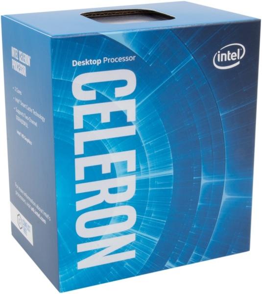 Intel Celeron G4950 – 2 kärnor / 2 trådar / 3.3 GHz / 2MB / Socket 1151