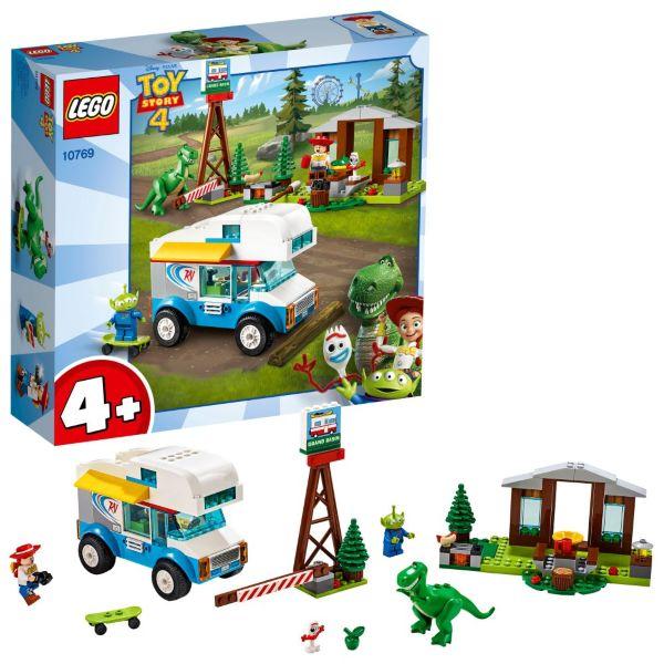 LEGO Toy Story 4 Husbilssemester 10769