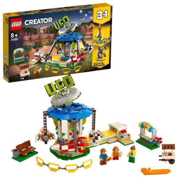LEGO Creator Karusell på nöjesfält 31095