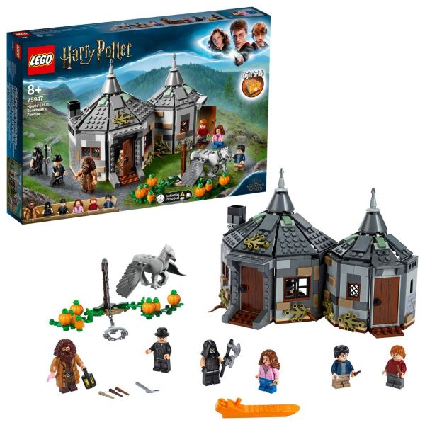 LEGO Harry Potter Hagrids stuga: Rädda Vingfåle 75947