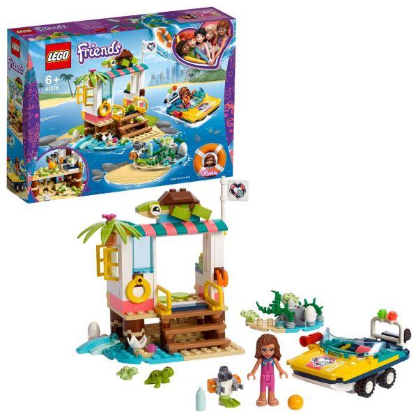 LEGO Friends Sköldpaddsräddning 41376