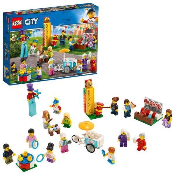 LEGO City Town Figurpaket Tivoli 60234