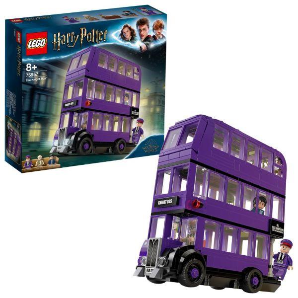 LEGO Harry Potter Nattbussen 75957