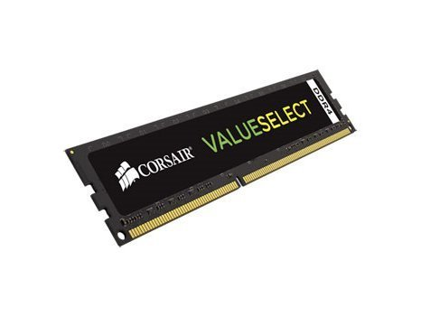 Corsair Value Select 16GB (1x16GB) / 2133MHz / DDR4 / CL15 / CMV16GX4M1A2133C15 (Fyndvara - Klass 1)