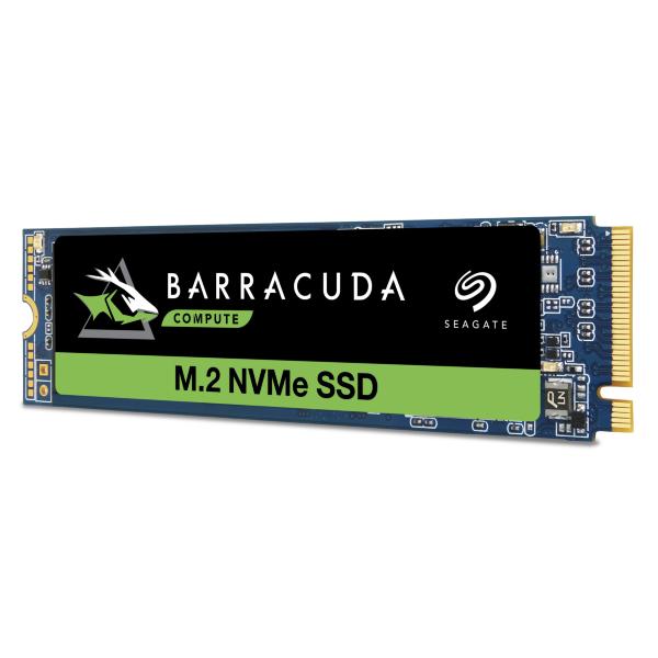 Seagate Barracuda 510 SSD 512GB M.2 NVMe