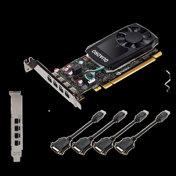 PNY Quadro P620 /  DVI / 2GB / GDDR5