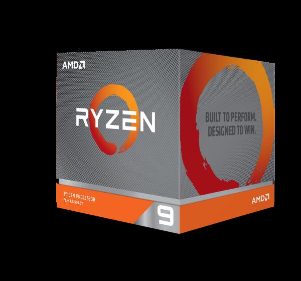 AMD Ryzen 9 3900X / 12 cores / 24 threads / 4.6 GHz