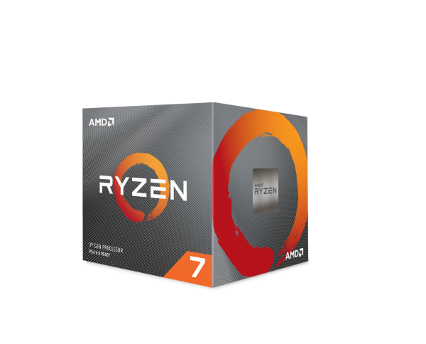 AMD Ryzen 7 3700X / 8 cores / 16 threads / 3.6GHz (4.4 GHz Turbo)