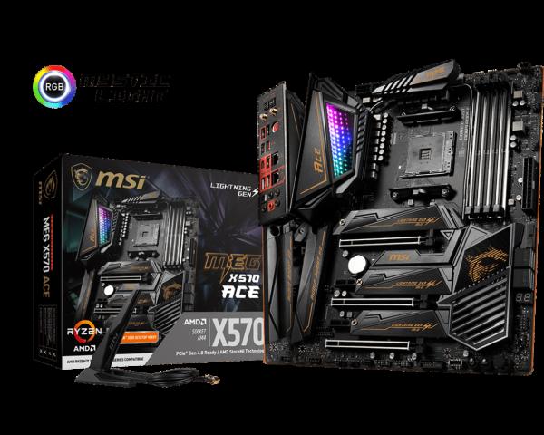 MSI MEG X570 ACE – ATX / X570