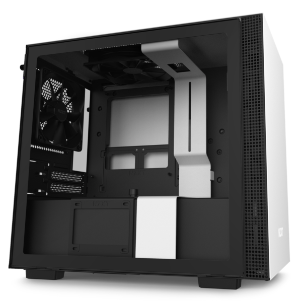 NZXT H210 / Tempered Glass - Vit