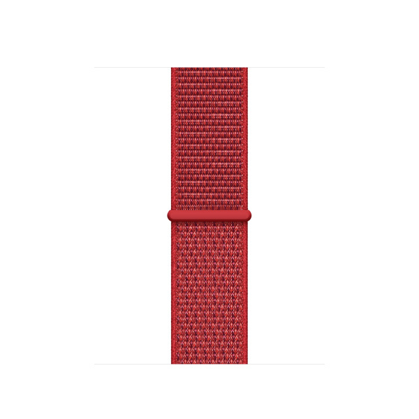 Apple 40mm Sportloop - RED (Fyndvara - Klass 1