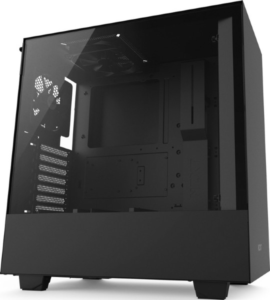 NZXT H510 / Tempered Glass - Mattsvart