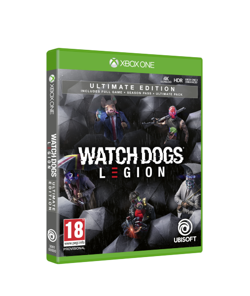 Watch Dogs Legion Ultimate Edition