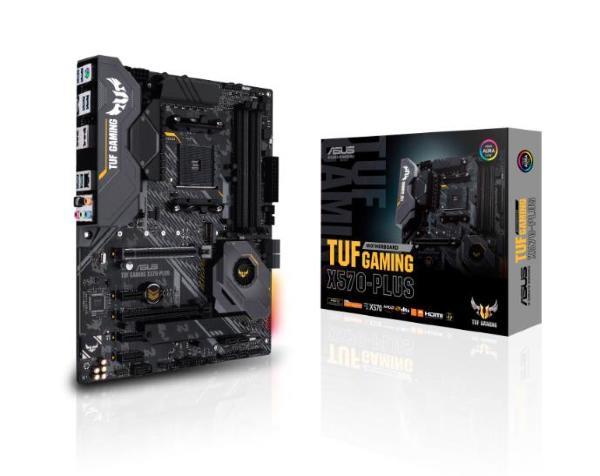 ASUS TUF Gaming X570-Plus - ATX / X570