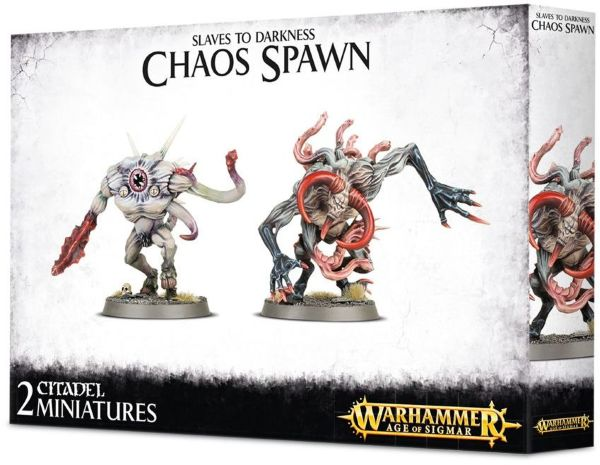 Slaves to Darkness Chaos Spawn