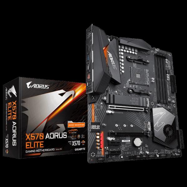 Gigabyte X570 AORUS ELITE – ATX / X570