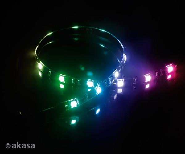 Akasa Vegas / RGB / Magnetic / 50cm