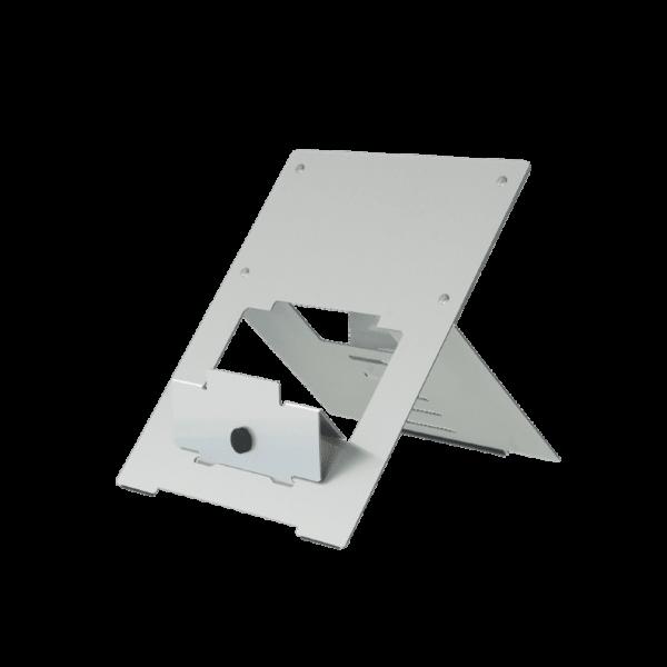 R-Go Riser - Ställ för Bärbar Dator - Silver