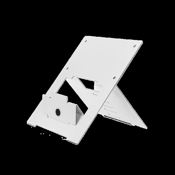 R-Go Riser - Ställ för Bärbar Dator - Vit