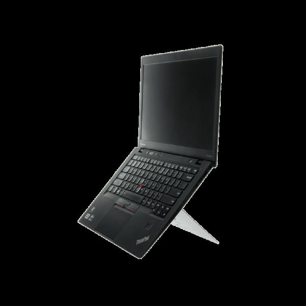 R-Go Riser - Anslutningsbart Ställ för Bärbar Dator - Vit