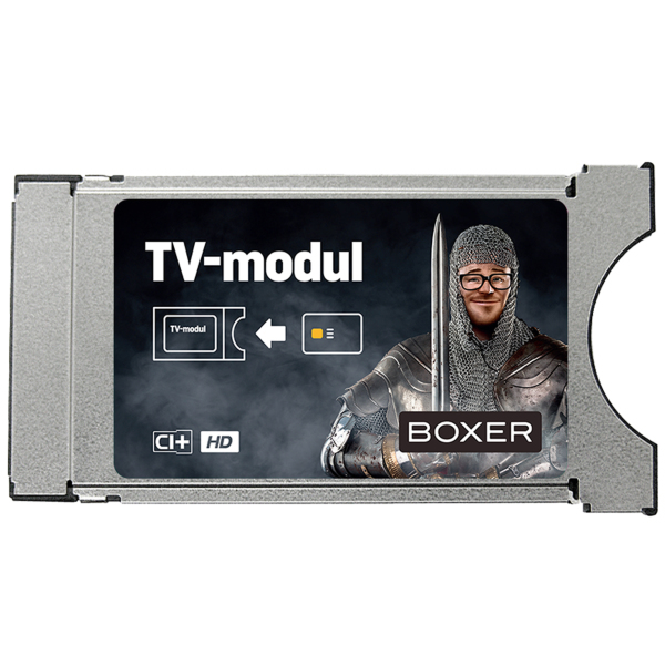 Boxer/Viaccess HDTV CA-modul CI+ v1.3 (Fyndvara - Klass 3)