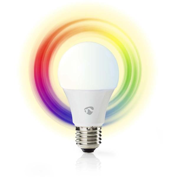 Nedis WiFi Smart LED-lampa / Color – E27 (Fyndvara – Klass 1)