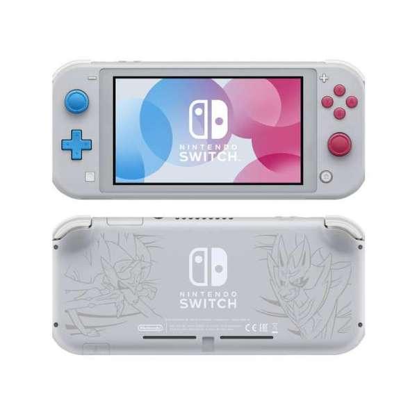 Nintendo Switch Lite Konsol - Zacian and Zamazenta Edition